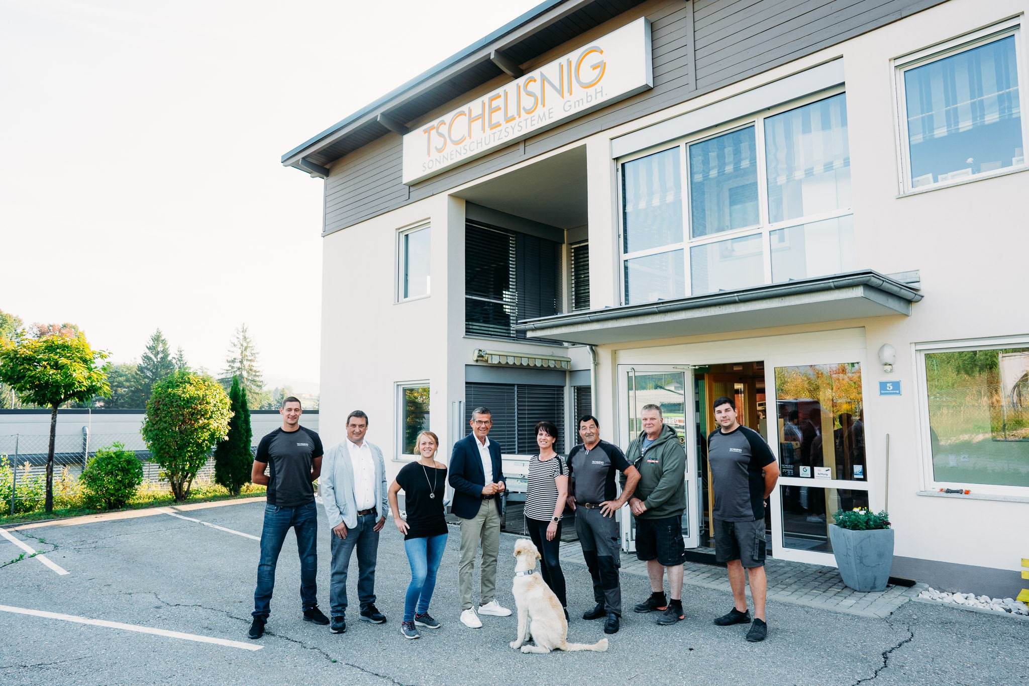 Tschelisnig Sonnenschutzsysteme GmbH Team